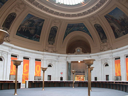 Hamilton_Custom_House_rotunda_1