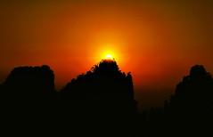 Sunrise  Mt.Huangshan