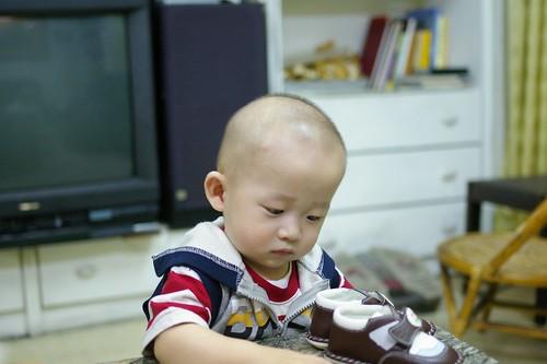 外甥1歲生日之拿彩票篇