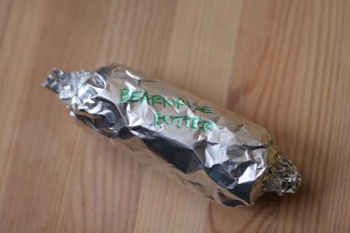 butter log