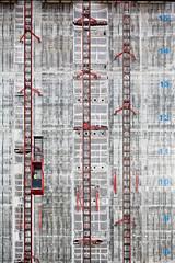 Shard Core at Level 16 (cybertect) Tags: building london architecture concrete construction lift constructionsite renzopiano core se1 londonbridgestation londonse1 canoneos5d shardofglass canonef70200mmf28lisusm theshard