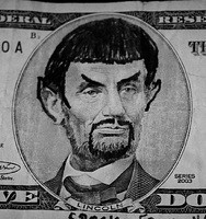 Flickr Defaced Currency Spock