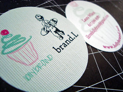 lollybrand business cards