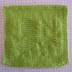 NJ washcloth