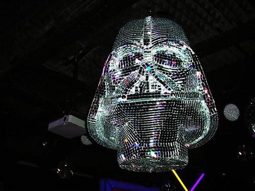 darth vader disco