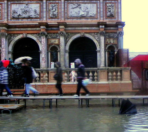Venice (Acqua Alta) - Pussyfooting On The Catwalk
