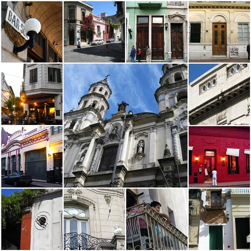 The Architecture of San Telmo