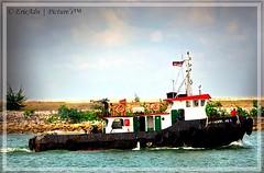 Kapal Tokang. (ErieAdn) Tags: boat air laut bot sungai kapal tokang