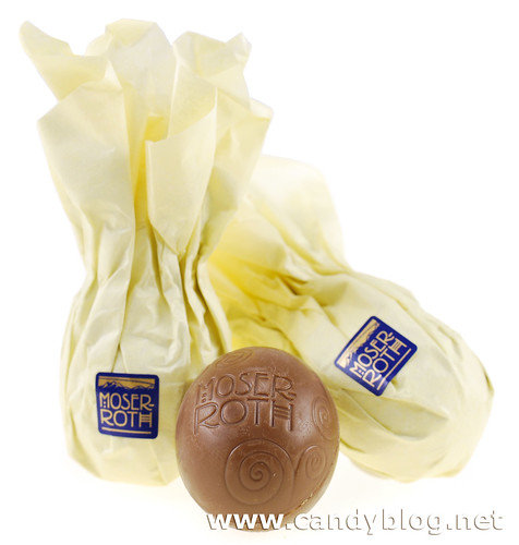 Moser Roth Fine Truffles - Milk Chocolate