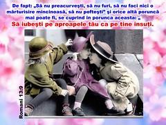 Romani 13-09 (Palosi Marton) Tags: kids childrens copii crestine versete biblice