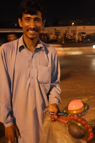 Pakistan Diary – The First Evening in Karachi