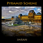 Artful Pyramid Scheme:French Connection: Stunning Louvre Paris France - IMRAN™ (Art, Shakespeare, Paris & Prose Lovers, Enjoy Words Below) — 3700+ Views! 250 Comments!