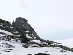 Crête d'I Castelli au Sud de Punta di Castelli