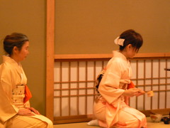 P1060690 (kansaikate) Tags: japan teaceremony bunraku
