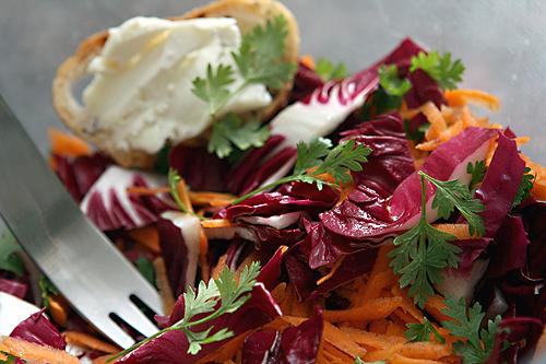 chervil salad1