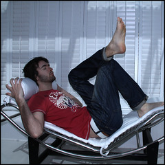 Put your feet up (Daniel Smith Photography) Tags: sun selfportrait relax away 365 putyourfeetup