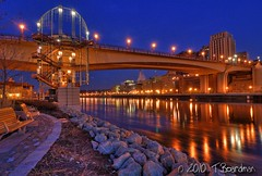 wabasha bridge (TBoard) Tags: bridge river island stpaul raspberry mn hdr wabasha explored