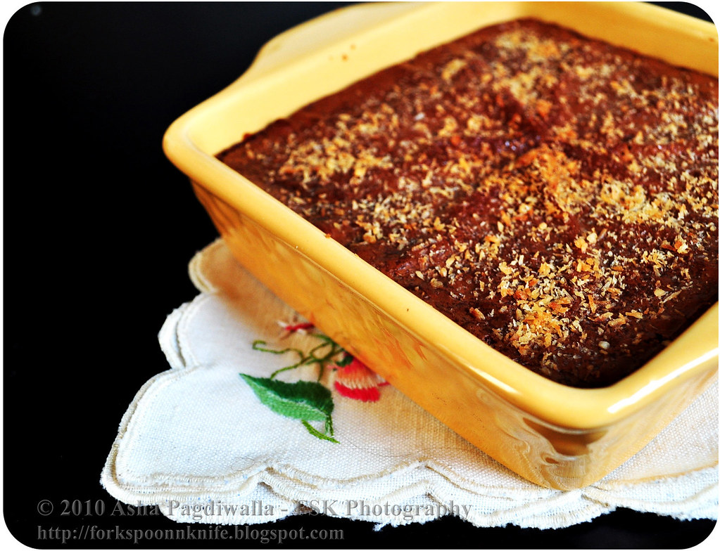 Double Choc Pudding Brownie copy watermark