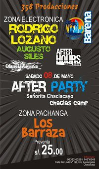 After Party - Club Chacla