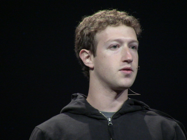 I even woke up this morning with so much hate for Mark Zuckerberg,