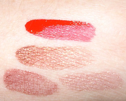 More LipSense Swatches
