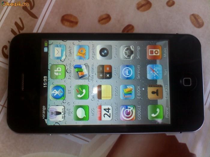 iPhone 4G WiFi + Tv 470 RON