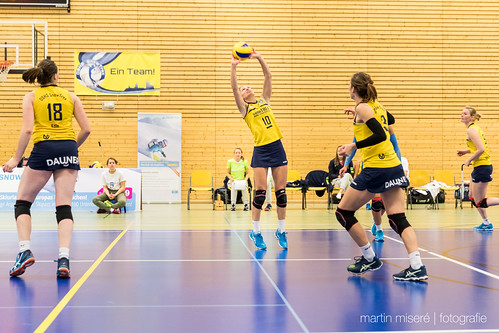 "3. Heimspiel vs. Volleyball-Team Hamburg • <a style=""font-size:0.8em;"" href=""http://www.flickr.com/photos/88608964@N07/32003257983/"" target=""_blank"">View on Flickr</a>"