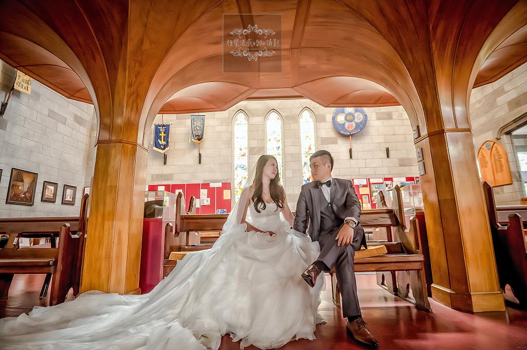 紐西蘭婚紗,新西蘭拍婚紗,New Zealand婚紗攝影,海外婚紗,拍海外婚紗推薦,海外攝影婚禮,視覺流感婚紗攝影工作室,christ church基督教會座堂