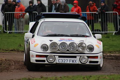 RS200 (CBG1970) Tags: raceretro stoneleigh historic race rally classic motorsport motorracing ford rs200 gpb