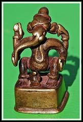 Ganesha I (singhsardar) Tags: vinayaka vighnarāja dvaimātura gaṇādhipa ekadanta heramba lambodara gajanana pillai pillaiyar ganesh ganesha ganpati india indian indiangod shivasson indianantique antique indianold hindu hindugod gajakarna gajanand eshanputra durja devavrata vinayak bhuvanpati alampata balchandra gajrup ganapati gadadhara gaurik gaurisuta kapila kirti kripalu krti lambodar mundakarama nandana prathmesh amit tarun unusualganesh