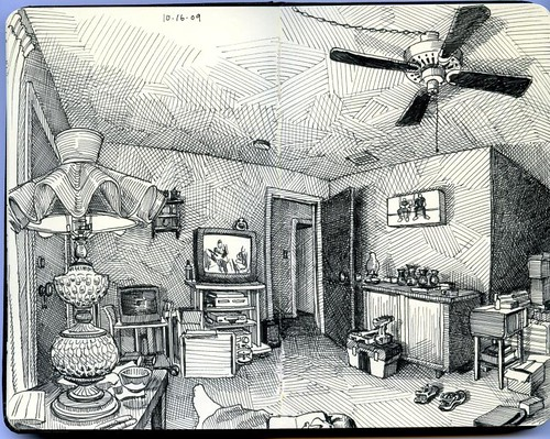 living room on beryl