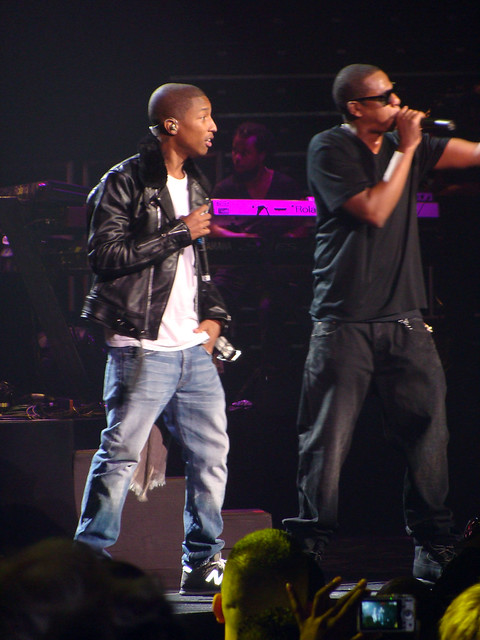 Pharell W & Jay-Z