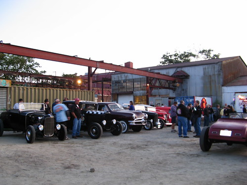 The Steel Yard Cruise Night 2009