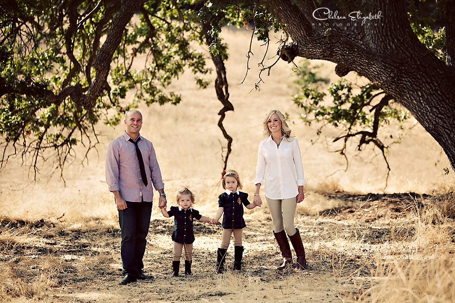 Westlake Village family portrait photography