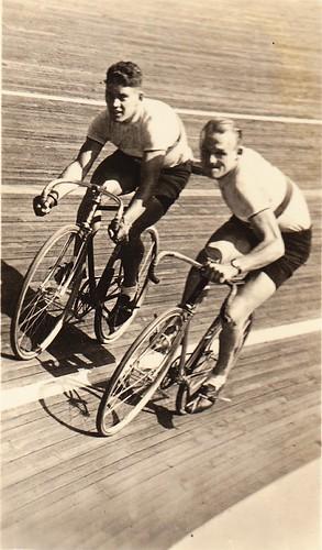 Kees Pellenaars en Frans Slaats (r)