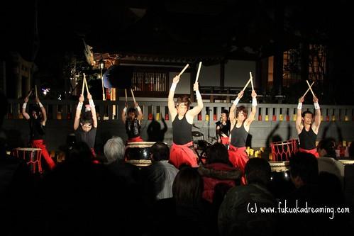 Hakata Lantern Festival Taiko