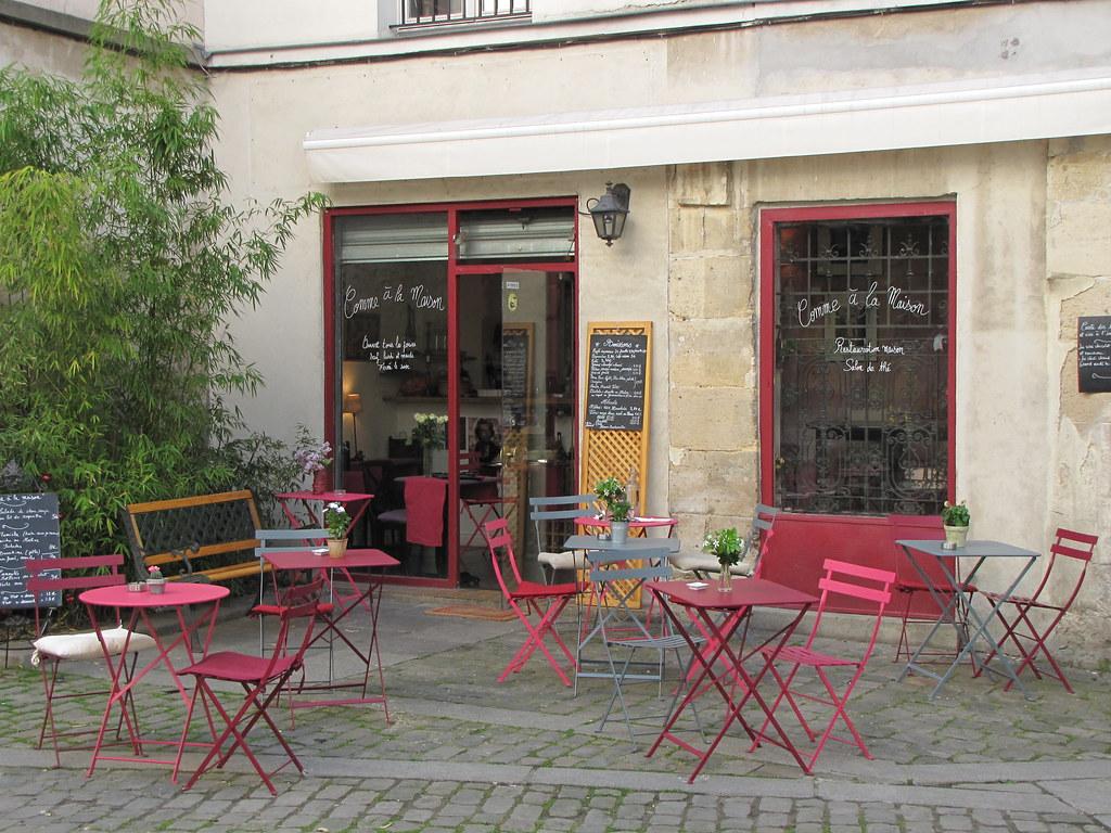 Petit coin en Paris