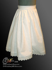 Lolita Outfit - over skirt