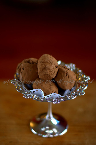 Chocolate Truffles-2 by Arfi Binsted 2009