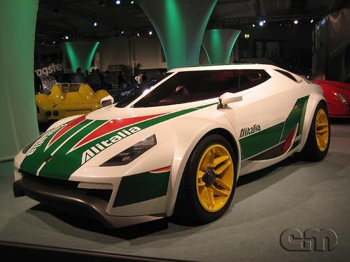 """Fenomenon """"Lancia"""" Stratos"""