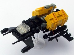 AG Systems Transporter (Legoloverman) Tags: lego spacepolice