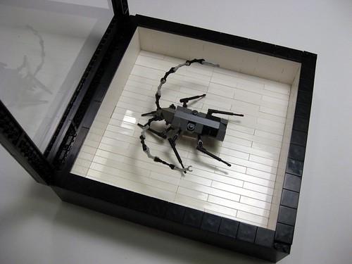 LEGO Capricorn beetle