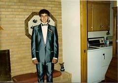 Prom 1988 (funny strange or funny ha ha) Tags: oklahoma jones farm 1988 jr tuxedo junior banquet ok hooker tux 73945