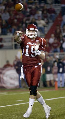 Ryan Mallett (AP Photo/April L. Brown)