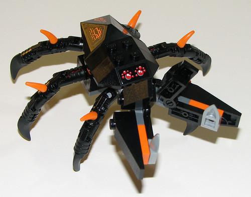 LEGO Atlantis 8056 Monster Crab Clash - Completed 1