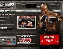 juego de boxeo