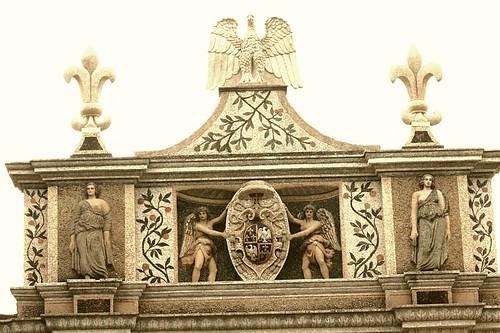 Fontana dell'Organo Giardino della Villa d'Este
