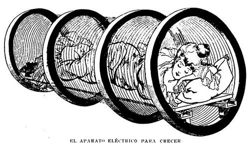 aparato eléctrico para crecer