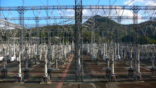 Inagawa Substation / 猪名川変電所