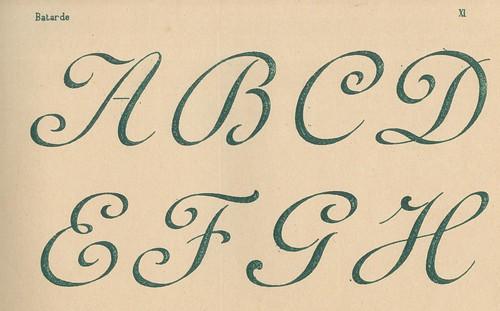 peintre lettres alphabets 2 p11